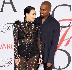Kim-Kardashian-Kanye-West collection magazine