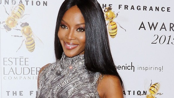 NEW YORK, NY - JUNE 17:  Model Naomi Campbell attends the 2015 Fragrance Foundation Awards at Alice Tully Hall at Lincoln Center on June 17, 2015 in New York City.  (Photo by Jim Spellman/WireImage)