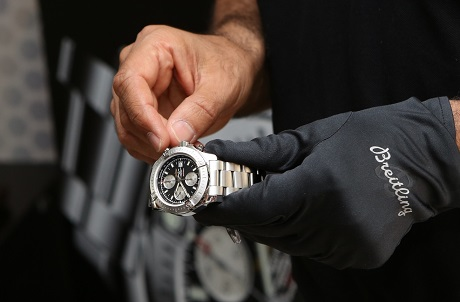 The Colt Chronograph Automatic is unveiled at the Colt Chronograph Automatic and Colt 36 Middle East launch event
