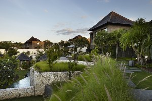 Bulgari Bali, Residencies.