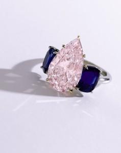collection magazine pink diamond