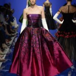 FASHION DESIGNER GEORGES CHAKRA COUTURE COLLECTION