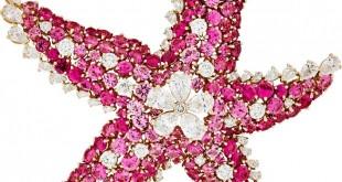 sea inspired high jewelry design