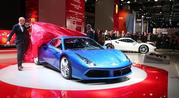 Ferrari's most high performance spider, the 488 Spider,