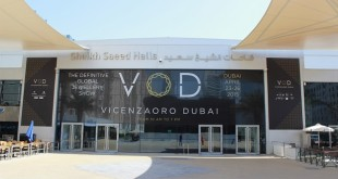 VICENZAORO DUBAI 14 - 17 APRIL 2016