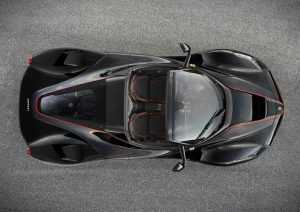 THE OPEN-TOP LAFERRARI LIMITED-EDITION COLLECTION MAGAZINE