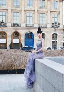 JESSICA MINH ANH IMPRESSIVE HAUTE COUTURE LOOKS