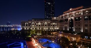 THE GRAND OPENING OF PALAZZO VERSACE DUBAI