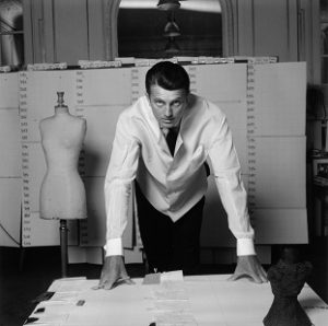 HUBERT DE GIVENCHY  TO AUDREY WITH LOVE