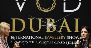VOD DUBAI INTERNATIONAL JEWELLERY SHOW 2018